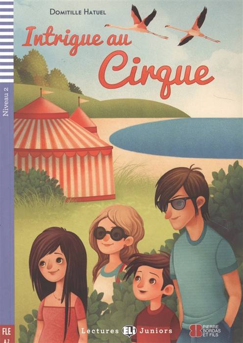 Intrigue au cirque CD