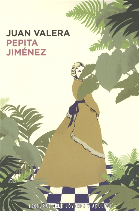 Valera J. Pepita Jimenez Nivel 3 CD cervantes m la gitanilla nivel 2 cd isbn 9788853607805