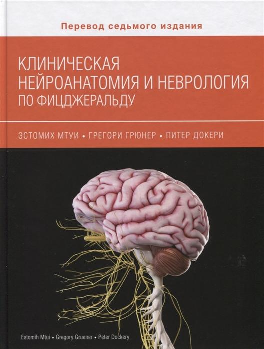 Мтуи Э., Грюнер Г., Докери П. Клиническая нейроанатомия и неврология по Фицджеральду unipak лён в п э упаковке коса 100 г