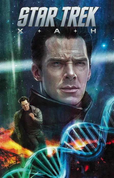 Джонсон М. Star Trek Хан цена и фото