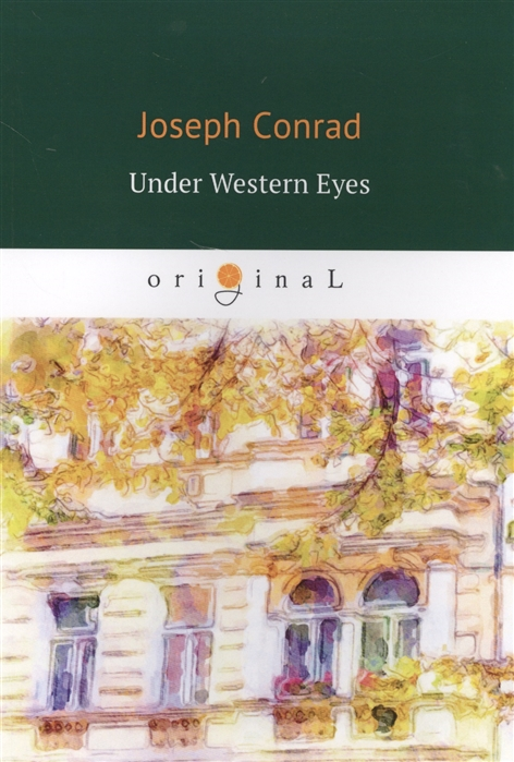 Conrad J. Under Western Eyes conrad j chance