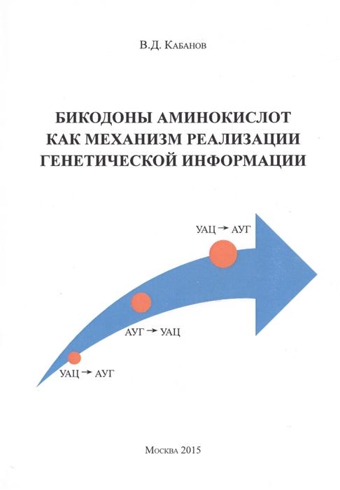 Фото - Кабанов В. Бикодоны аминокислот как механизм реализации генетической информации гистоны и перенос генетической информации