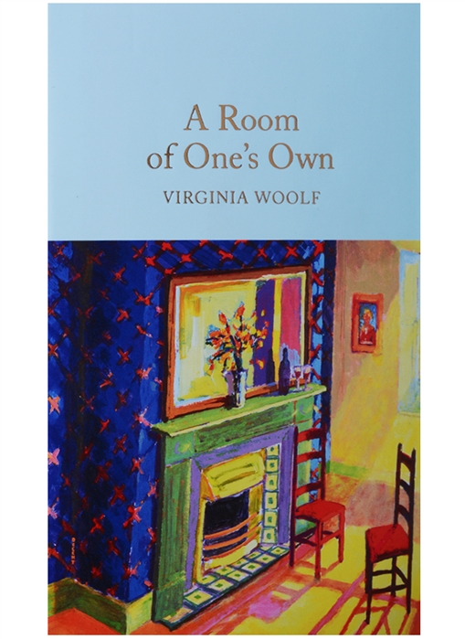 Woolf V. A Room of One s Own woolf v a room of ones own