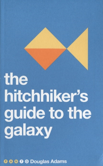 Adams D. The Hitchhiker s Guide to the Galaxy adams d the hitchhiker s guide to the galaxy