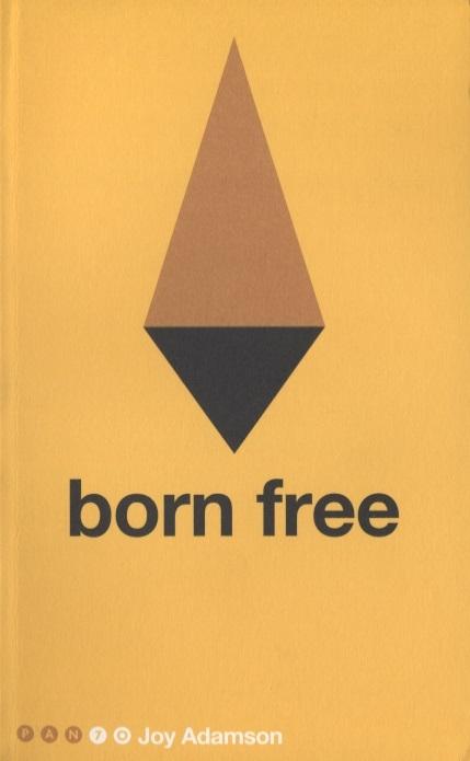 Adamson J. Born Free free shipping 10pcs ddr110 56