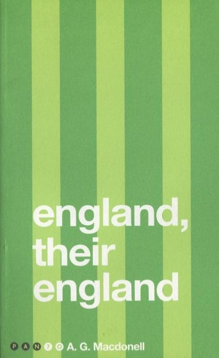 цены Macdonell A. England Their England