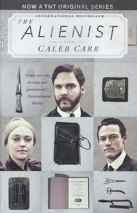 CarrC. The Alienist alienist