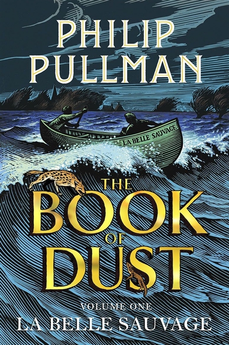 Pullman Ph. La Belle Sauvage The Book of Dust Volume One 100 bullets book one