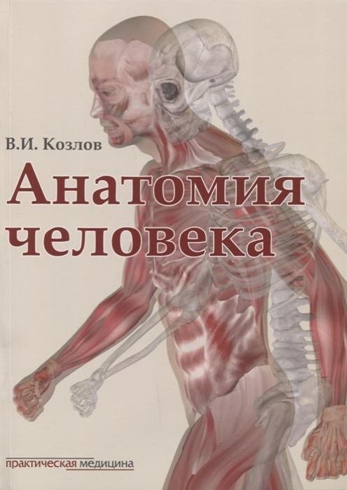Козлов В. Анатомия человека Учебник для медицинских вузов