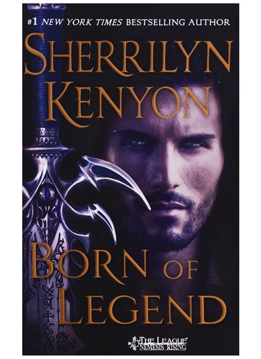 Kenyon S. Born of Legend светильник настенный odeon light 2167 4w odl11 722 g9 4 40w 220v glosse мозаика янтарный