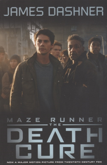 Dashner J. Maze Runner 3 The Death Cure