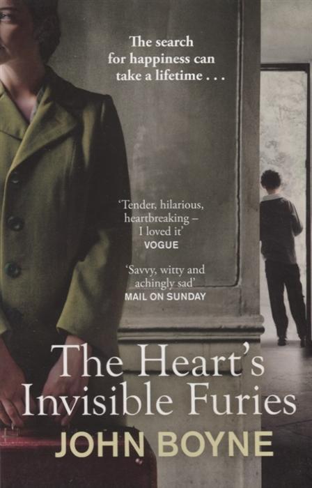Boyne J. The Heart s Invisible Furies karen rock winning the cowboy s heart