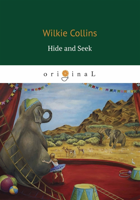 Collins W. Hide and Seek collins wilkie hide and seek