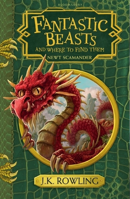 Rowling J. Fantastic Beasts and Where to Find Them fantastic beasts and where to find them illustrated edition