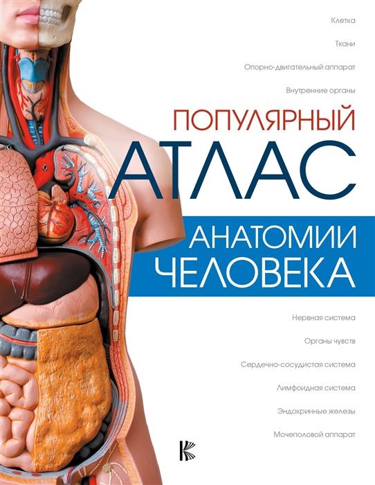 Палычева Л., Лазарев Н. Популярный атлас анатомии человека