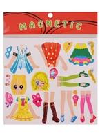 Магнитная игра «Одень куклу»