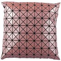 Подушка полигональная цветная