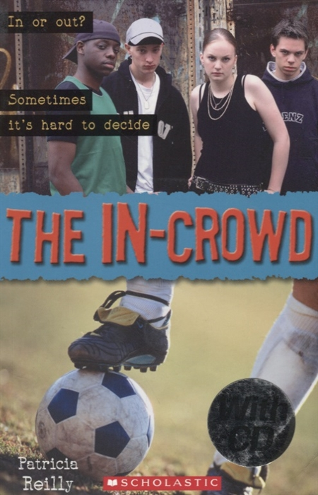 Reilly P. The In-Crowd Level 2 CD цена