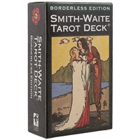 Таро «Smith-Waite Tarot Deck. Borderless Edition»