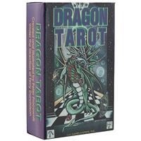 Dragon Tarot / Таро Дракона (карты + инструкция на английском языке)