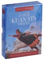 Wild Kuan Yin Oracle / Дикий Оракул Гуань Инь (карты + инструкция на английском языке)