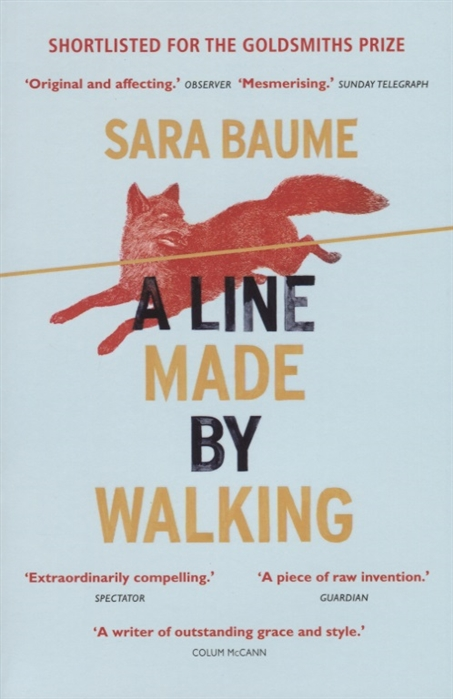 Baume S. A Line Made By Walking baume ap