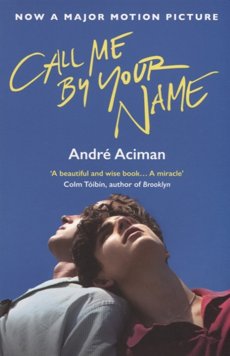 Aciman A. Call Me By Your Name все цены