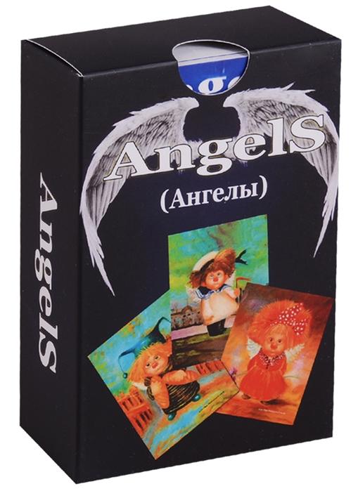 Метафорические ассоциативные карты AngelS Ангелы 77 карт