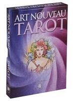 Art Nouveau Tarot. 22 катры + инструкция