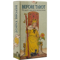 Before Tarot. 78 карт + инструкция