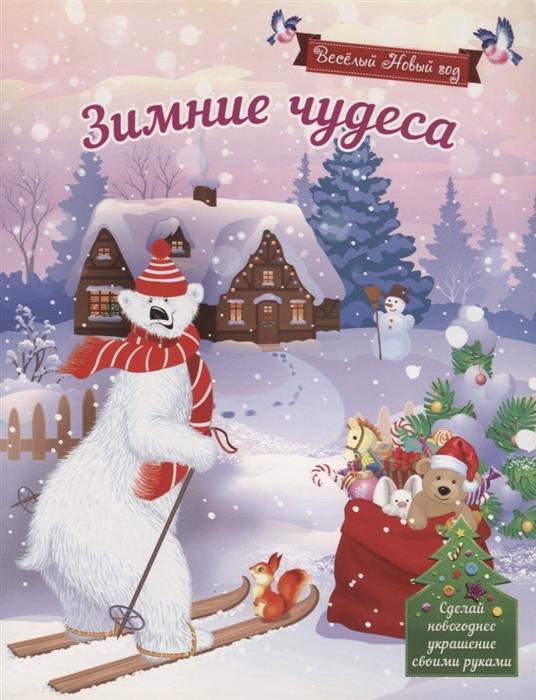 Воробьева Н. Зимние чудеса Сделай новогоднее украшение своими руками