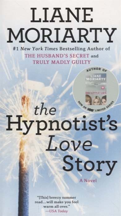Moriarty L. The Hypnotist s Love Story