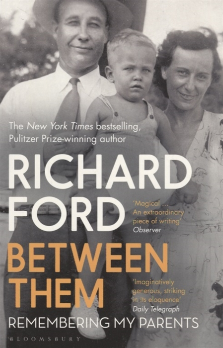 Ford R. Between Them