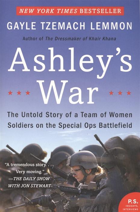 Tzemach Lemmon G. Ashley s war ashley s war