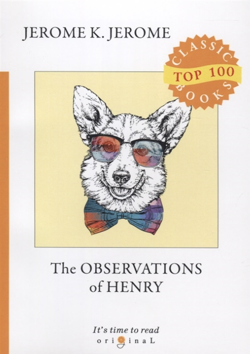 Jerome J. The Observations of Henry jerome j paul kelver