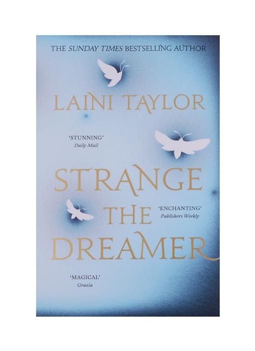 цена на Taylor L. Strange the Dreamer