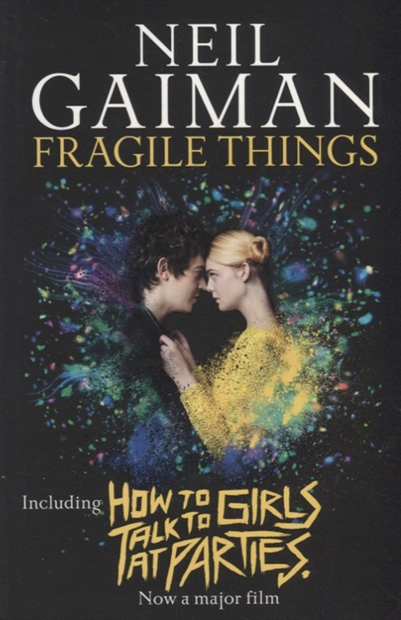 Gaiman N. Fragile Things fragile things a