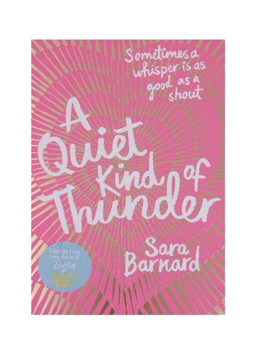 Barnard S. A Quiet Kind of Thunder 3 of a kind