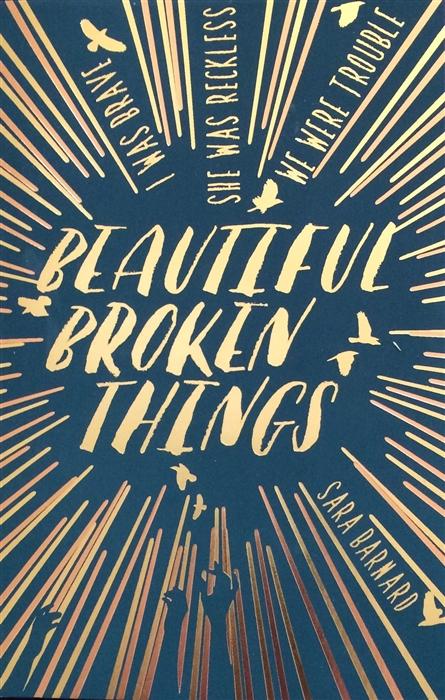 Barnard S. Beautiful Broken Things barnard s a quiet kind of thunder