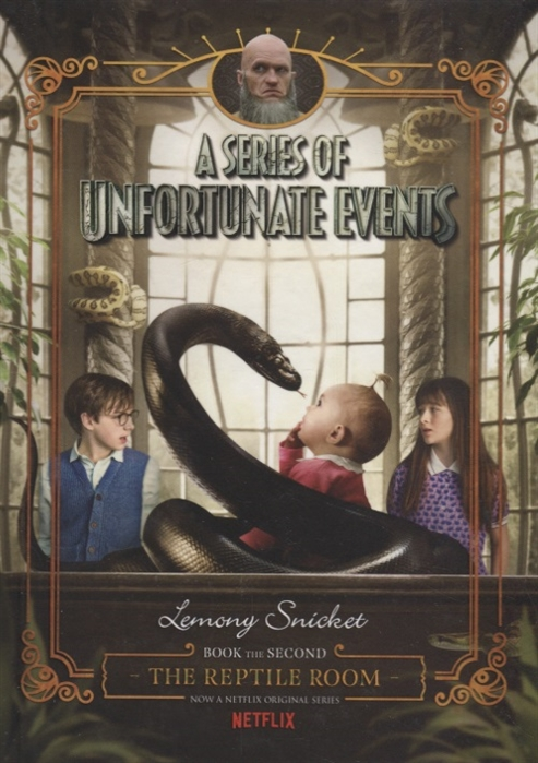 A Series of Unfortunate Events 2 The Reptile Room