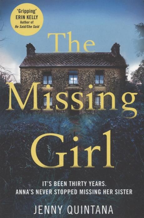цена на Quintana J. The Missing Girl