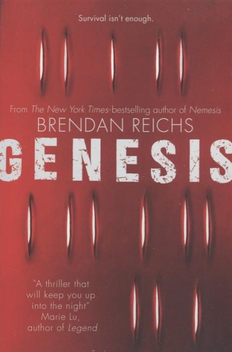 цена Reichs B. Genesis онлайн в 2017 году