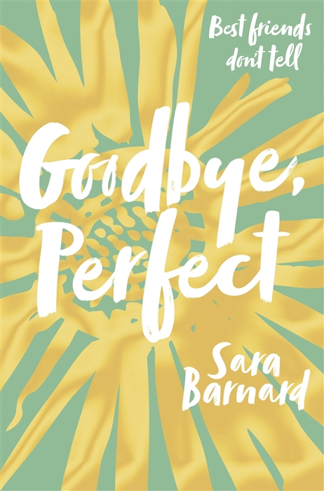 Barnard S. Goodbye Perfect barnard s a quiet kind of thunder