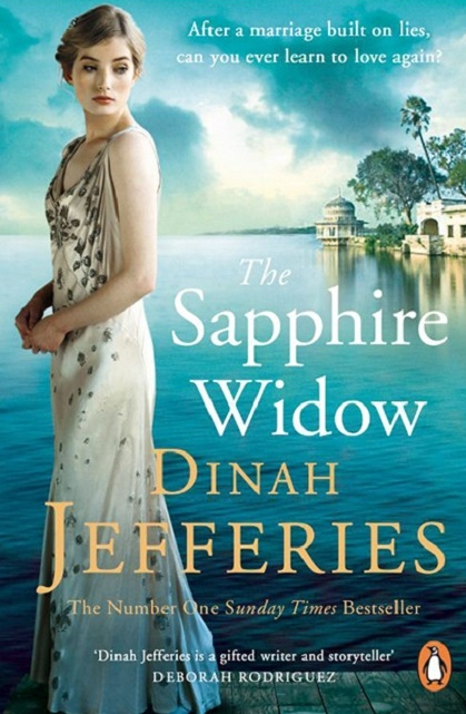 Jefferies D. The Sapphire Widow dinah jefferies teekasvataja naine