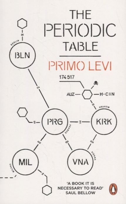 Levi P. The Periodic Table levi p the periodic table