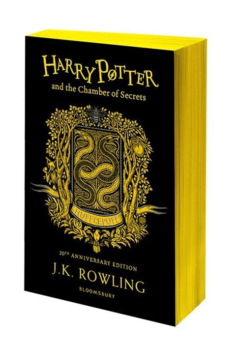 цена на Rowling J. Harry Potter and the Chamber of Secrets Hufflepuff