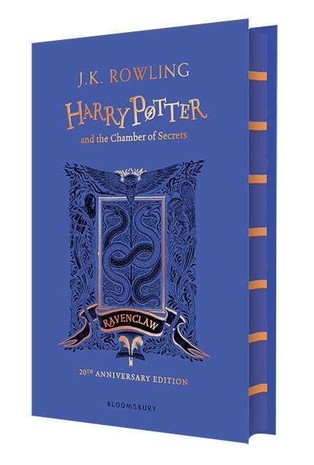 цена на Rowling J. Harry Potter and the Chamber of Secrets Ravenclaw