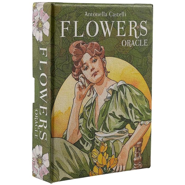 Кастелли А. Таро Flowers Oracle