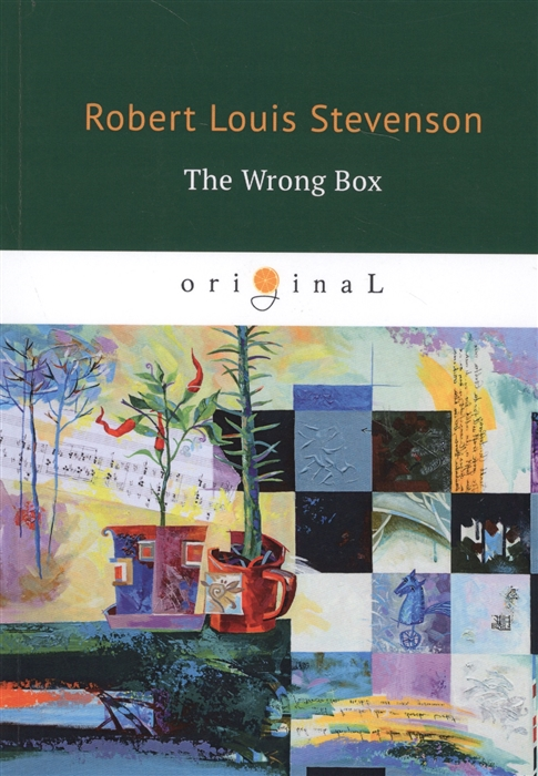 цена Stevenson R., Osbourne L. The Wrong Box онлайн в 2017 году
