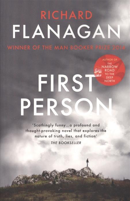 цена Flanagan R. First Person онлайн в 2017 году